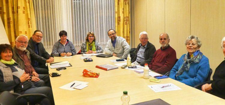 Jahreshauptversammlung des WTE e.V. – Vorstand einstimmig wiedergewählt
